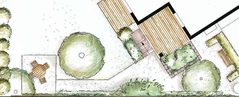 gartenplanung gestaltung nach individuellen anforderungen. Black Bedroom Furniture Sets. Home Design Ideas